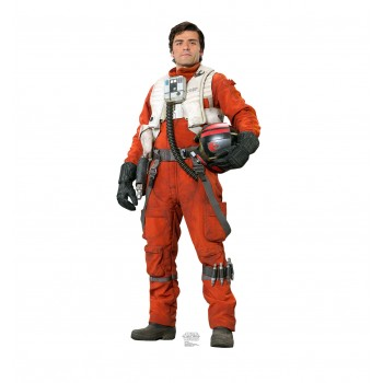 Poe (Star Wars VII: The Force Awakens) Cardboard Cutout - $39.95