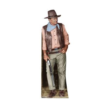 John Wayne - Collectors Edition Foamcore Cutout Cardboard Cutout - $49.95