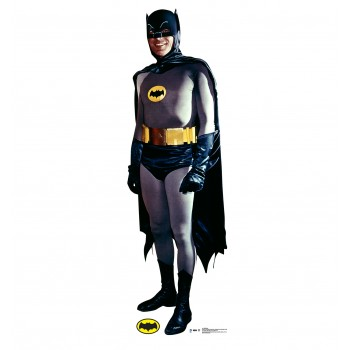 Batman (1969 TV Series - Batman and Robin) Cardboard Cutout