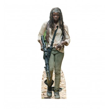 Michonne  (The Walking Dead) Cardboard Cutout - $39.95