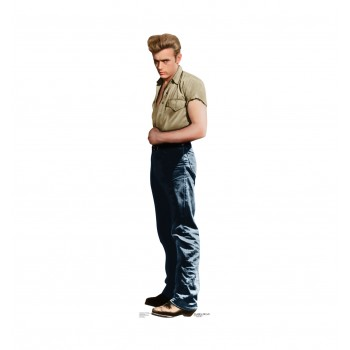 James Dean (Collectors Edition) Foamcore Cutout Cardboard Cutout - $49.95