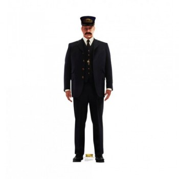 Conductor (The Polar Express) Cardboard Cutout - $39.95