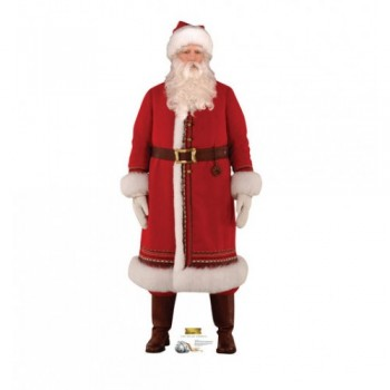 Santa (The Polar Express) Cardboard Cutout - $39.95