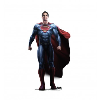 Superman (Batman v Superman: Dawn of Justice) Cardboard Cutout - $39.95