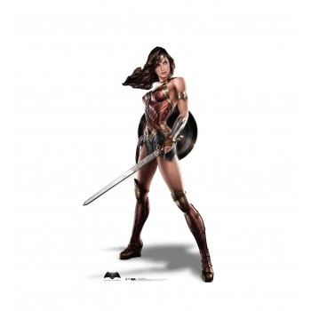Wonder Woman (Batman v Superman: Dawn of Justice) Cardboard Cutout
