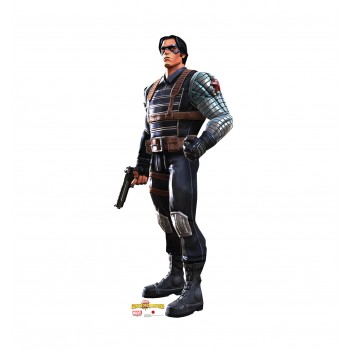Winter Soldier (Marvel Contest of Champions Game) Cardboard Cutout - $39.95