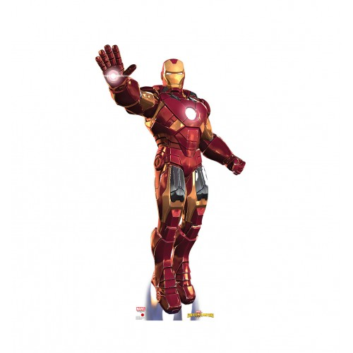 Iron Man (Marvel Contest of Champions Game) Cardboard Cutout