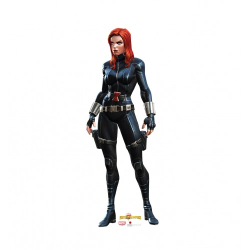 Black Widow (Marvel Contest of Champions Game) Cardboard Cutout