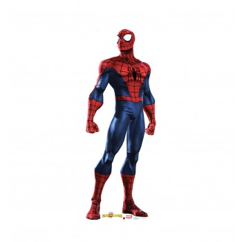 Spider-Man (Marvel Contest of Champions Game) Cardboard Cutout
