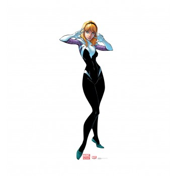 Spider-Gwen (Marvel Now) Cardboard Cutout
