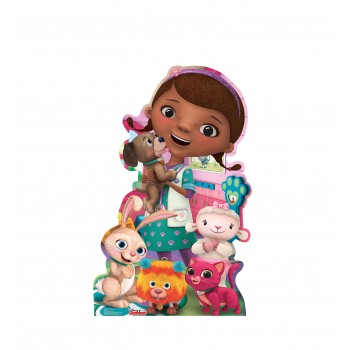 Doc McStuffins Pet Vet (Disney Junior) Cardboard Cutout