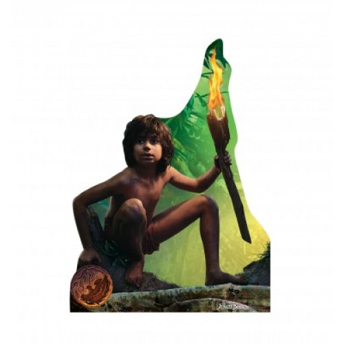 Mowgli (Disney Live Action The Jungle Book) Cardboard Cutout