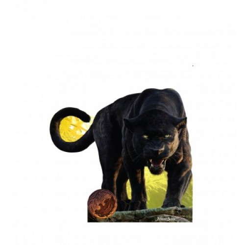 Bagheera (Disney Live Action The Jungle Book) Cardboard Cutout