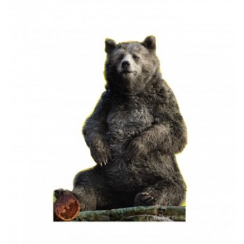 Baloo (Disney Live Action The Jungle Book) Cardboard Cutout - $39.95