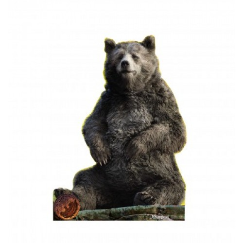 Baloo (Disney Live Action The Jungle Book) Cardboard Cutout