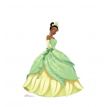 Tiana (Disney Princess Friendship Adventures) Cardboard Cutout