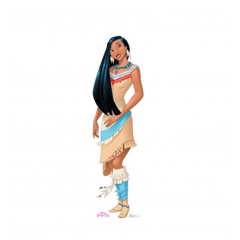 Pocahontas (Disney Princess Friendship Adventures) Cardboard Cutout - $39.95