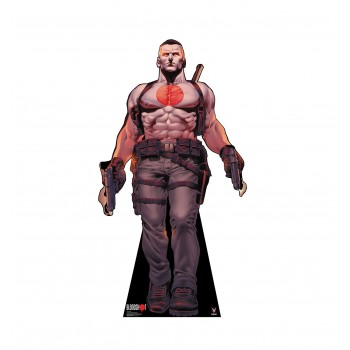 Bloodshot (Valiant Entertainment) Cardboard Cutout