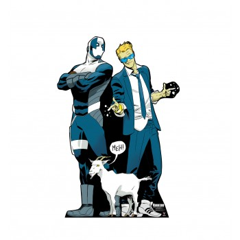 Quantum and Woody (Valiant Entertainment) Cardboard Cutout
