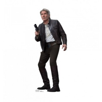 Han Solo (Star Wars VII: The Force Awakens) Cardboard Cutout