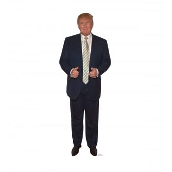 President Donald Trump Cardboard Cutout - $39.95