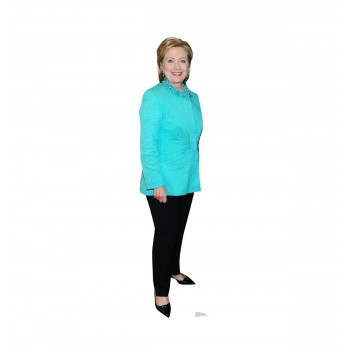 Hilary Clinton Cardboard Cutout