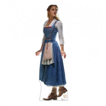 Belle (Disney Beauty and the Beast Live Action) Cardboard Cutout