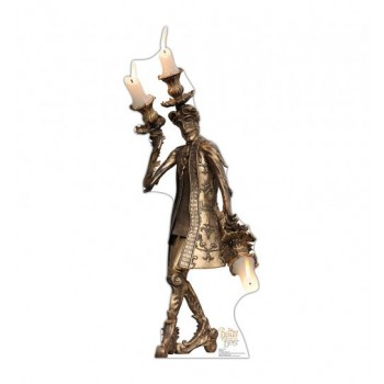Lumiere (Disney Beauty and the Beast Live Action) Cardboard Cutout