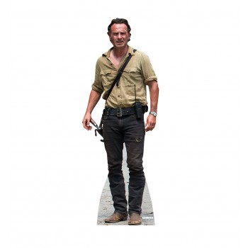 Rick Grimes (The Walking Dead) Cardboard Cutout