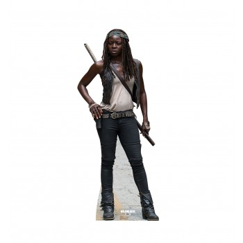 Michonne (The Walking Dead) Cardboard Cutout
