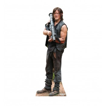 Daryl Dixon 02 (The Walking Dead) Cardboard Cutout - $39.95