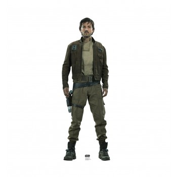 Captain Cassian Andor™ (Rogue One) Cardboard Cutout