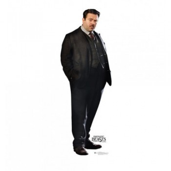 Jacob Kowalski (Fantastic Beasts) Cardboard Cutout - $39.95