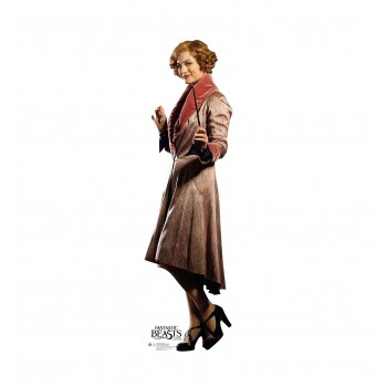 Queenie Goldstein (Fantastic Beasts) Cardboard Cutout - $39.95