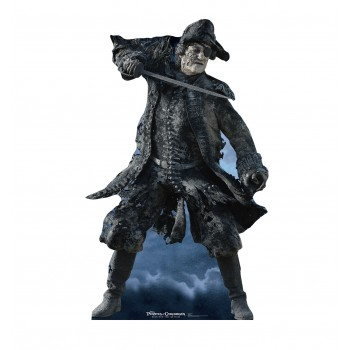 Lesaro (Pirates of the Caribbean 5) Cardboard Cutout