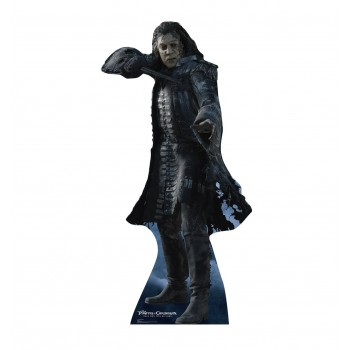 Captain Salazar (Pirates of the Caribbean 5) Cardboard Cutout - $39.95