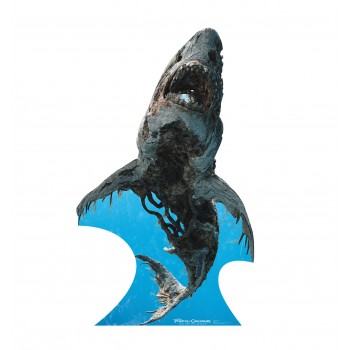 Ghost Shark (Pirates of the Caribbean 5) Cardboard Cutout - $39.95