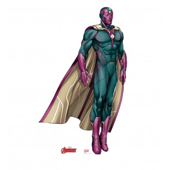 Vision (Avengers Animated) Cardboard Cutout - $39.95