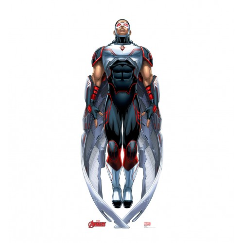 Falcon (Avengers Animated) Cardboard Cutout
