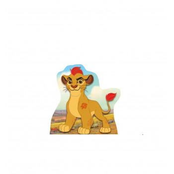 Kion (Disneys Lion Guard) Cardboard Cutout