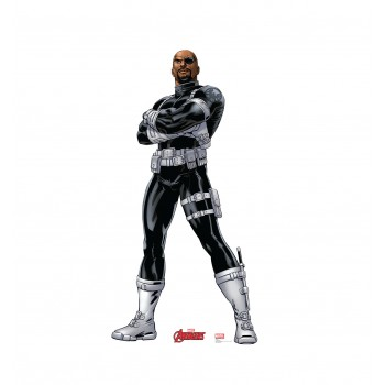 Nick Fury (Avengers Animated) Cardboard Cutout - $39.95