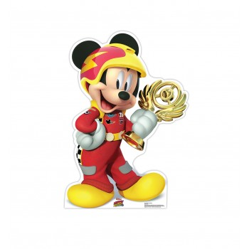 Mickey Trophy (Disneys Roadster Racers) Cardboard Cutout - $39.95