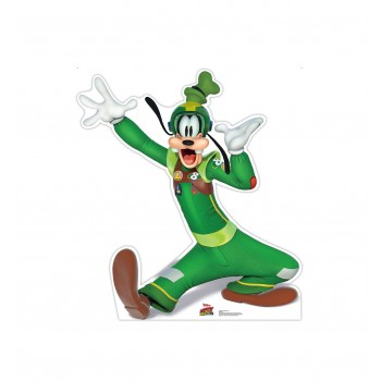 Goofy Hands In Air (Disneys Roadster Racers) Cardboard Cutout - $39.95