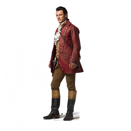 Gaston (Disney Beauty and the Beast Live Action) Cardboard Cutout