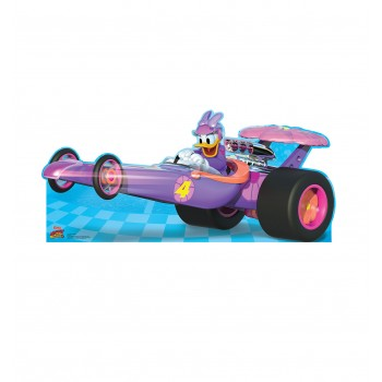 Daisy Roadster (Disneys Roadster Racers) Cardboard Cutout - $39.95