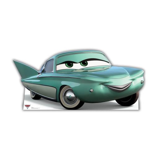 Flo (Disney/Pixar Cars 3) Cardboard Cutout