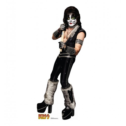 The Catman (KISS) Cardboard Cutout