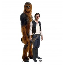 Han Solo™ and Chewbacca™ (Star Wars 40th)