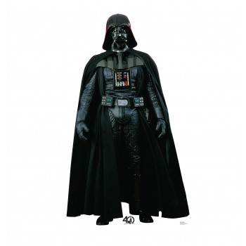 Darth Vader (Star Wars 40th) Cardboard Cutout