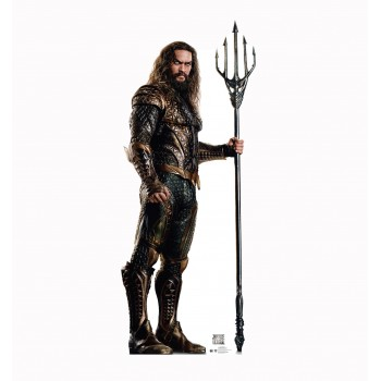 Aquaman (Justice League) Cardboard Cutout - $39.95